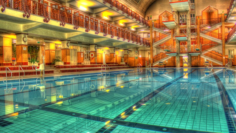 10 of Vienna\'s Best Indoor Swimming Pools