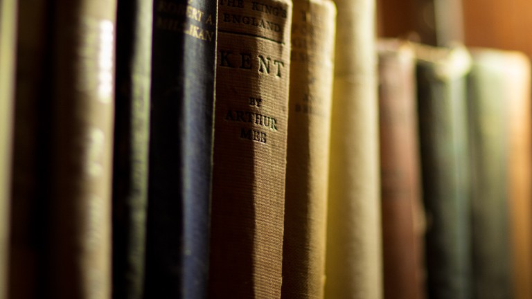 Books  | © Katherine Hodgson / Flickr