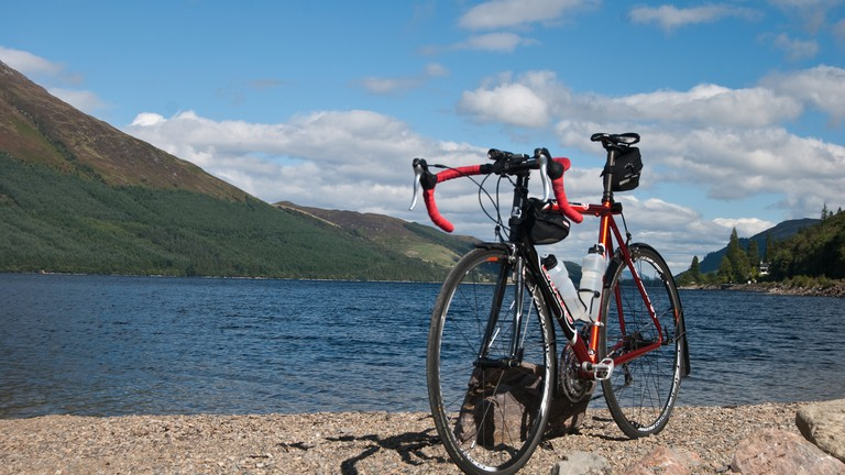 The Best Cycling Trails in Inverness, Scotland