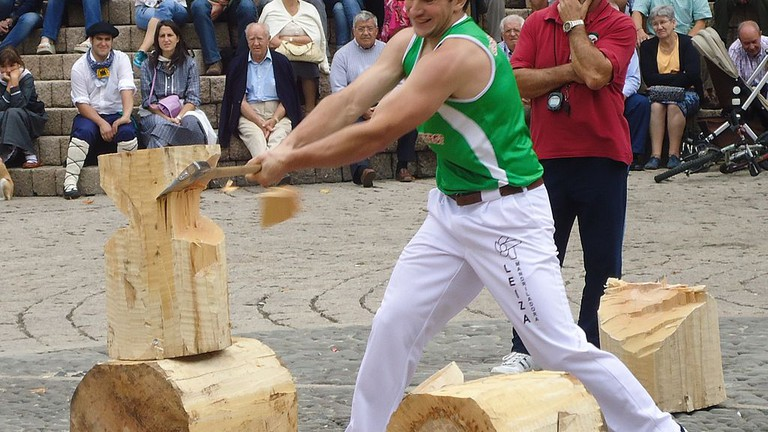 Unusual Basque Games You've Never Heard of