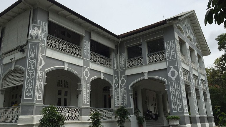 A Brief History Of Singapore S Black And White Houses