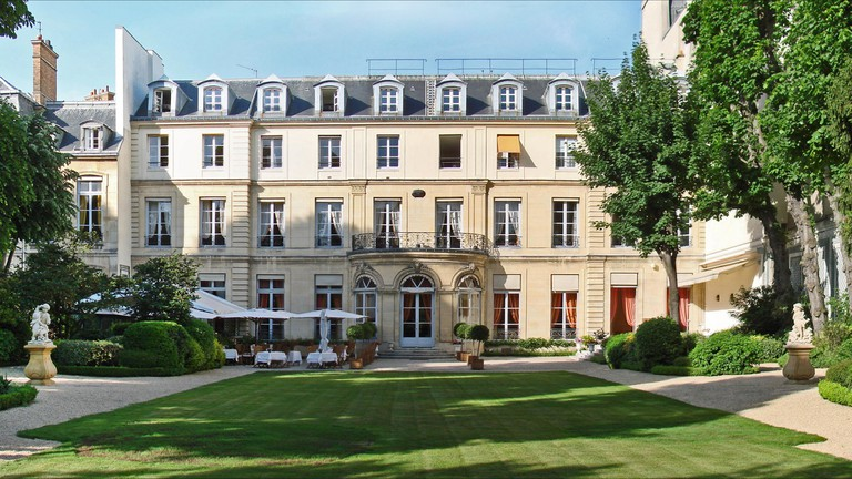 A Brief History of the Faubourg Saint-Germain in Paris
