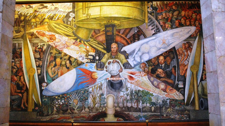 An Introduction To Mexican Muralism In 10 Iconic Artworks