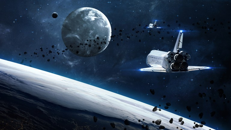 Science Fiction | © Vadim Sadovski/Shutterstock