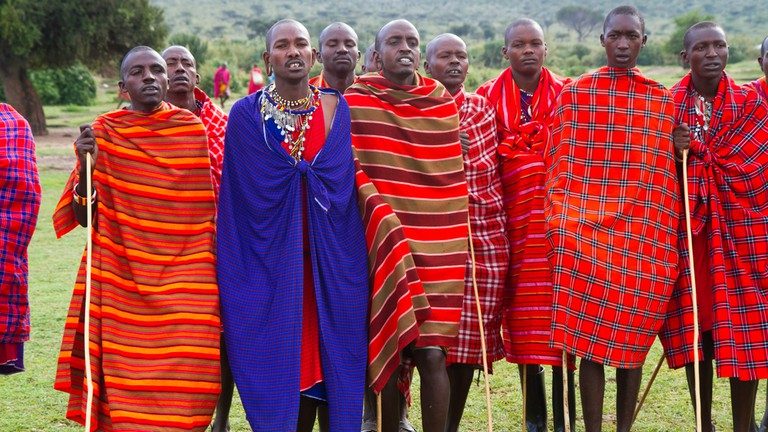 Image result for maasai people from arusha region