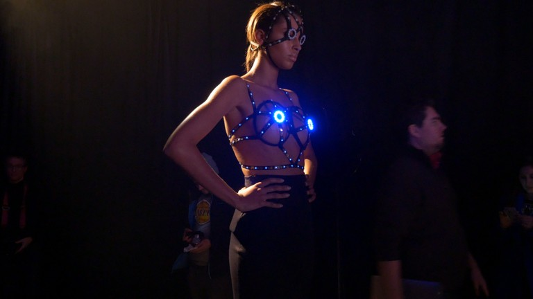 Meet Wearable Tech Designers Lighting Up The Fashion Scene Literally