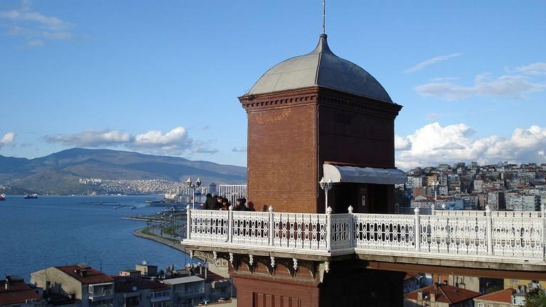 Asansör | © Yabancı/Wikimedia Commons