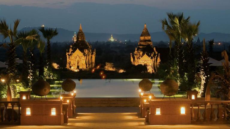 Bagan Aureum Hotel | © Bagan Aureum Hotel