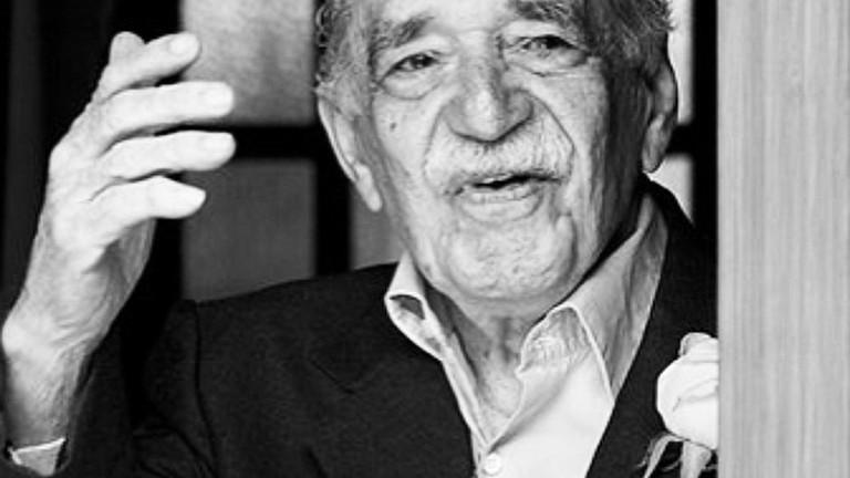 Gabriel García Márquez I © Sebástian Freire/Flickr