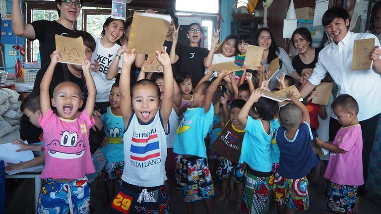 Where to Work as a Volunteer in Bangkok