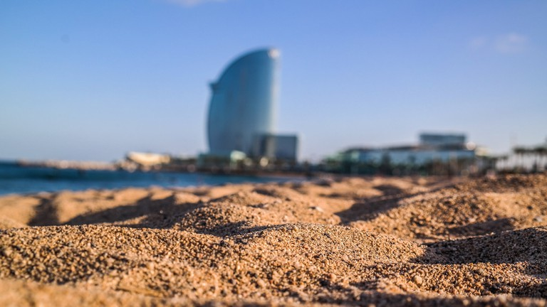 Barceloneta Beach | © Jean-Paul Navarro/Flickr