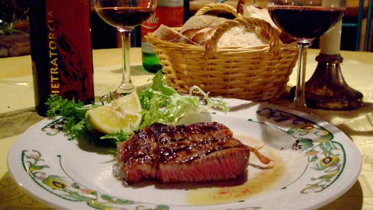 "<a href=""https://www.flickr.com/photos/40489931@N06/4035041028"">Steak