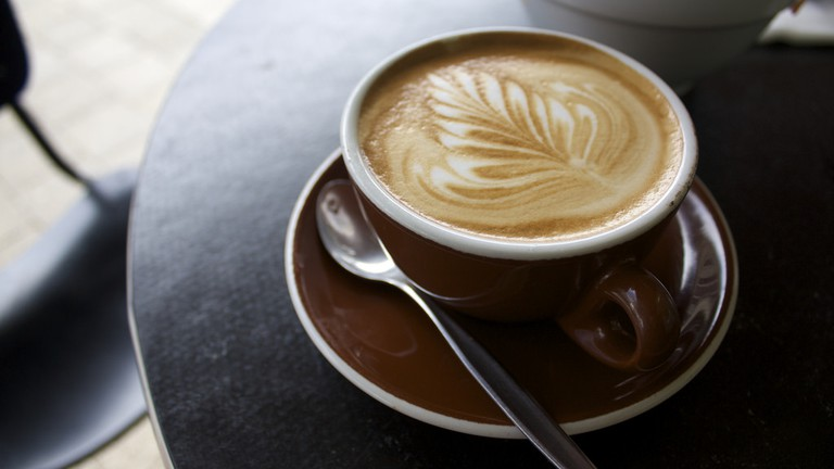 The Contentious History Of The Flat White