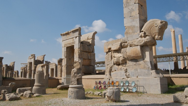 Why The Ancient Ruins Of Persepolis Is One Of The Greatest Wonders Of The Ancient World