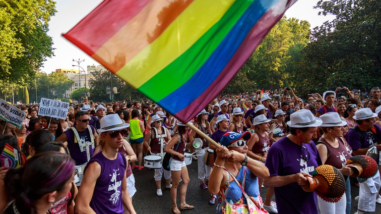 The Best Lgbt Walking Routes And Spots In Madrid