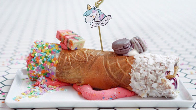 Marvelous New York Citys Top 10 Unicorn Desserts And Where To Find Them Birthday Cards Printable Opercafe Filternl