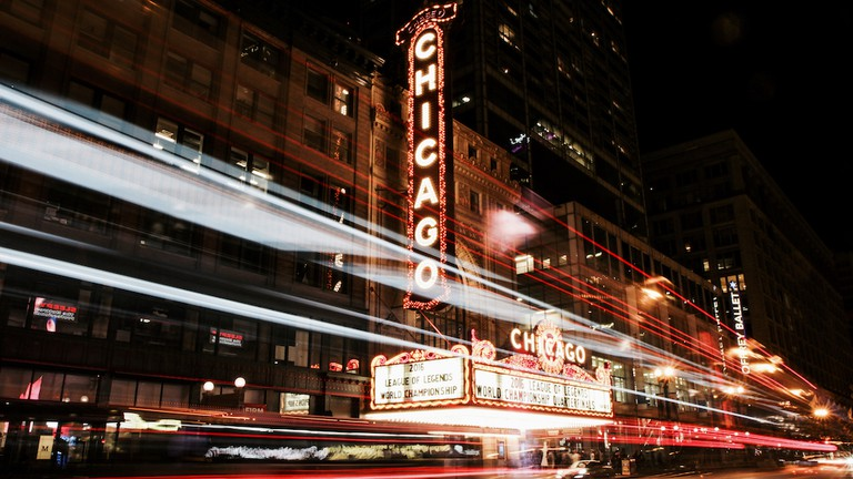 The Chicago Theatre | © Neal Khalawara/Unsplash