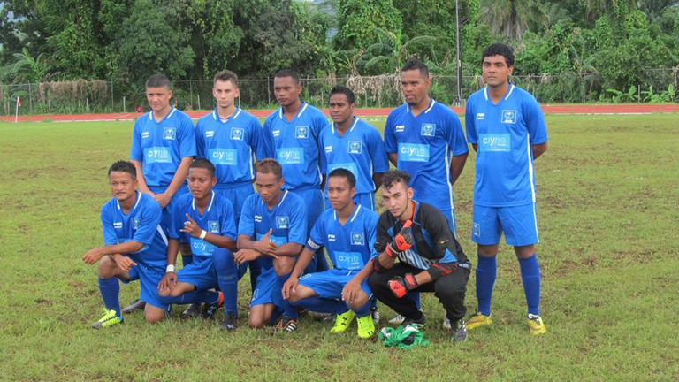 The Struggle to Help Micronesia 'Exist' According to FIFA