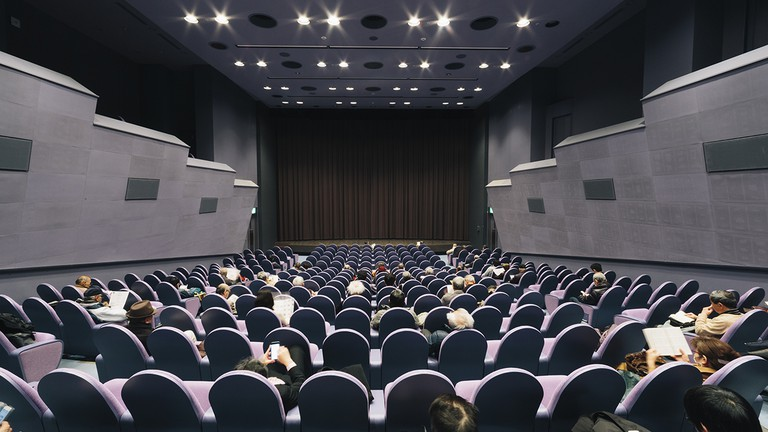 The Best Arthouse Cinemas In Tokyo