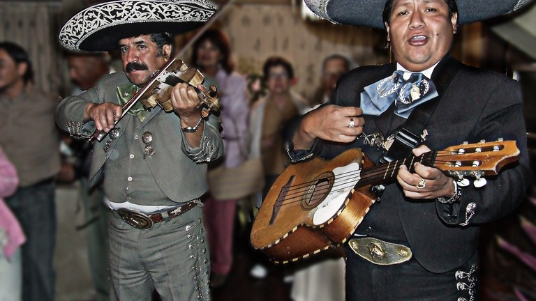 Mexican heritage and Mariachi festival