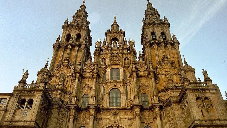 A Brief History of the Santiago De Compostela Cathedral
