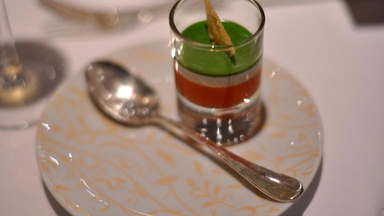 Restaurant Le Jardin des Sens