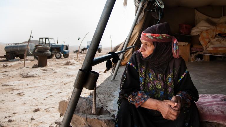 671a67a0a Why Do Bedouin Women Have Facial Tattoos?