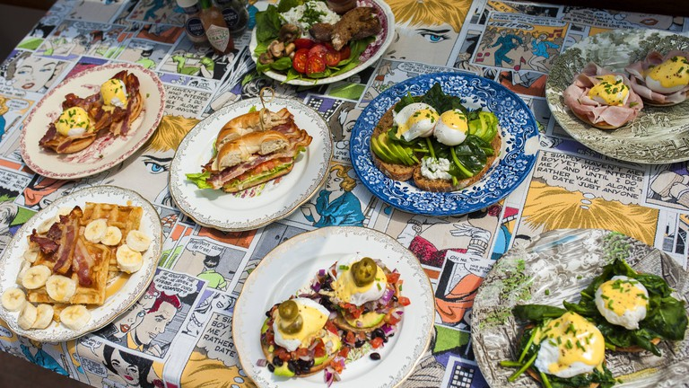 The Best Brunch and Breakfast Spots in Amsterdam