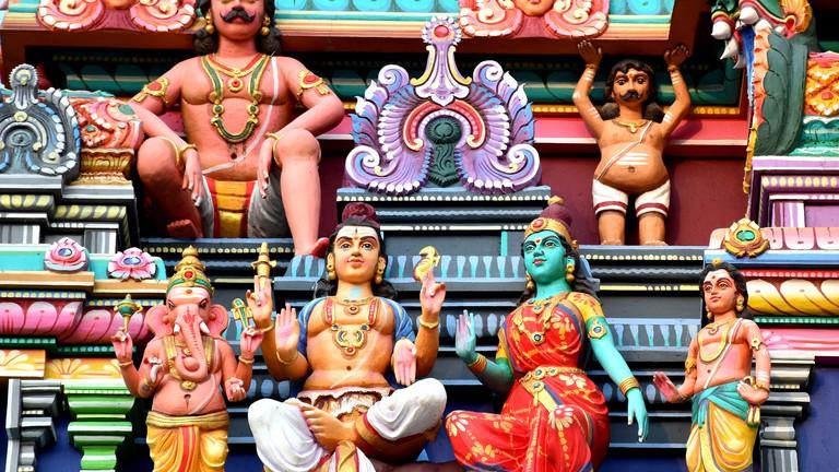 Panchalingeshwara Temple, Bangalore | © Pixxabay