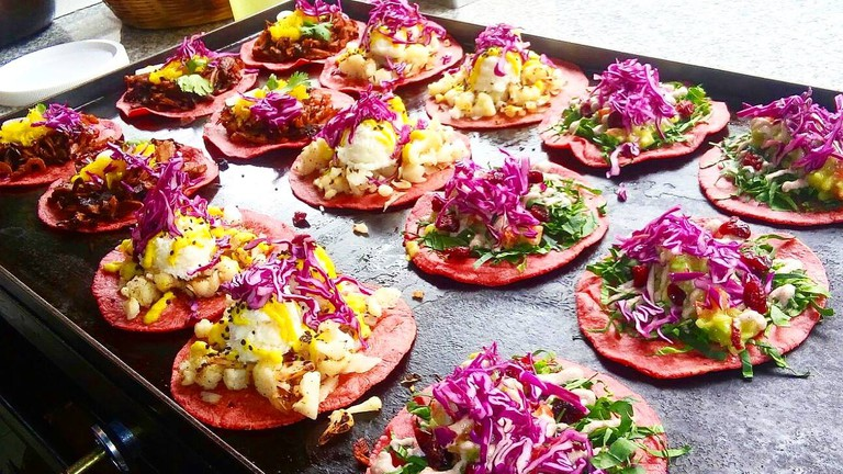 The Best Vegan Restaurants To Try In Mexico City