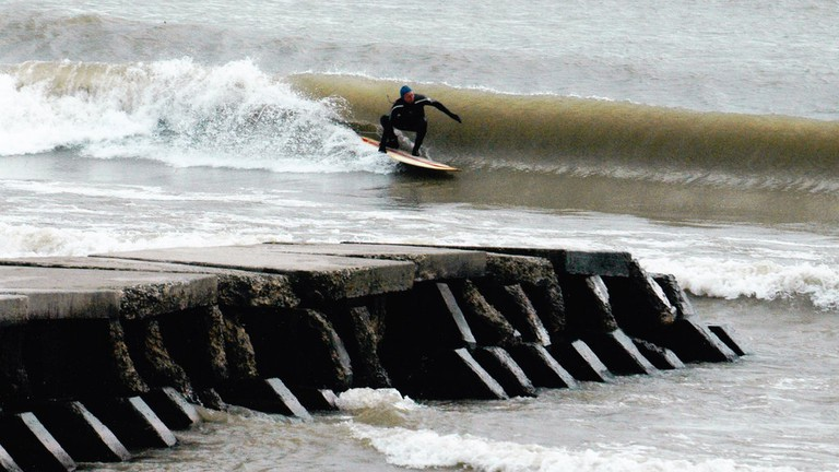 Meet The Legends Surfing The Malibu Of The Midwest