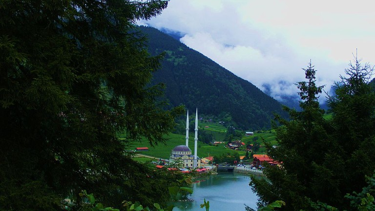Uzungöl   © Mahmut Yiğit/Wikimedia Commons