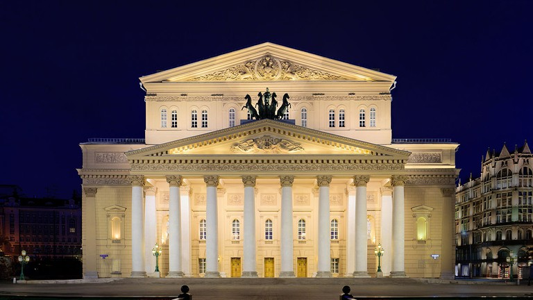 A Brief History of the Bolshoi Theatre