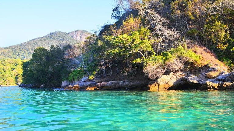 The Lagao Azul  ©Ana Carolina no Nascimento Guimarães/WikiCommons