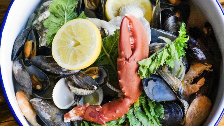 The 8 Best Seafood Restaurants In Glasgow