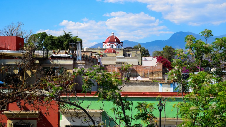 The Best Rooftops In Oaxaca City