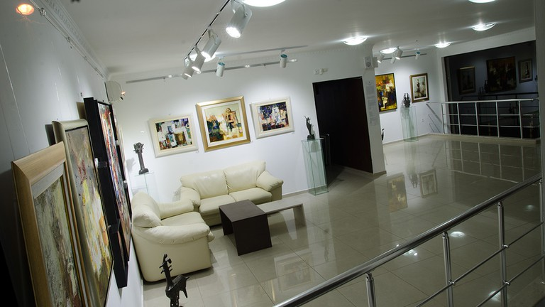 Largo Art Gallery, Varna   Courtesy of Largo Art Gallery