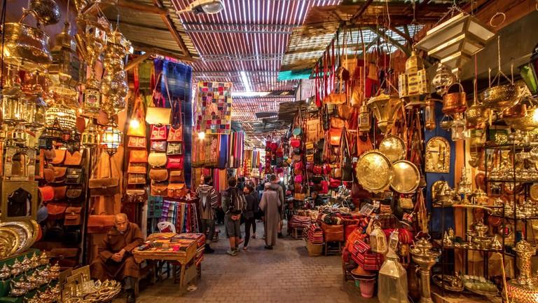 10 Top Markets in Fez