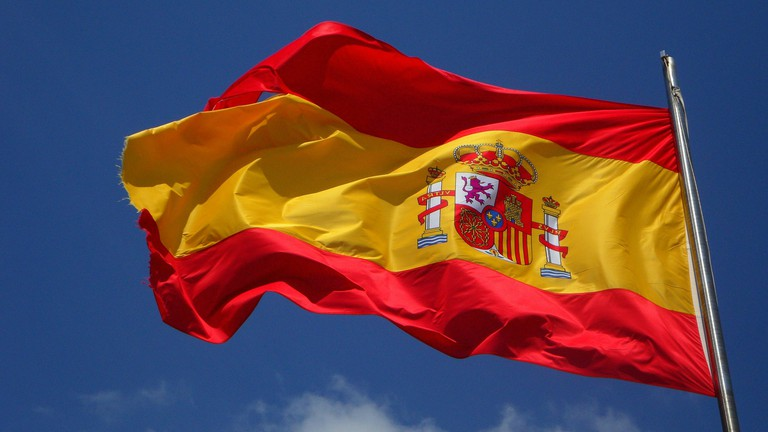Where did you live in spain in spanish