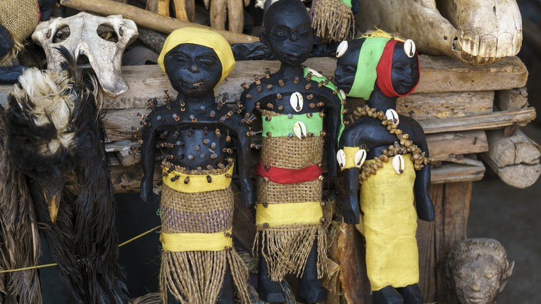 A Look At Today's Voodoo Spirituality In Ghana