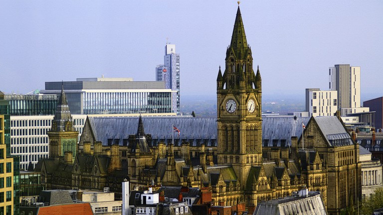 Manchester   © keithjustkeith / Flickr