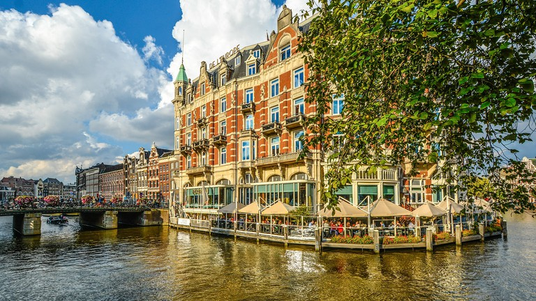 The Best Hotels In Amsterdam S Red Light District