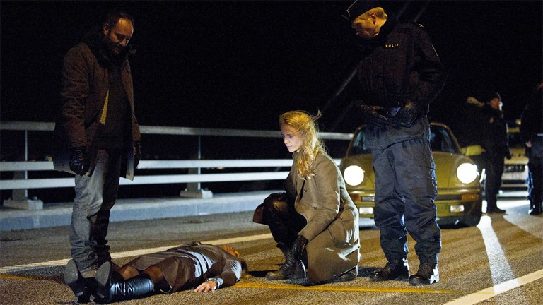 The Bridge | Courtesy of Nimbus Film, Filmlance International
