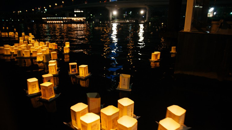 The History of Toro Nagashi, Japan's Glowing Lantern Festival