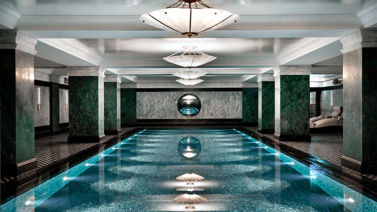 Jacuzzi Piccadilly.The Best Places For Spa And Beauty Treatments In London