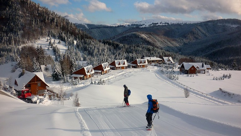 The Top 8 Ski Resorts In Slovakia