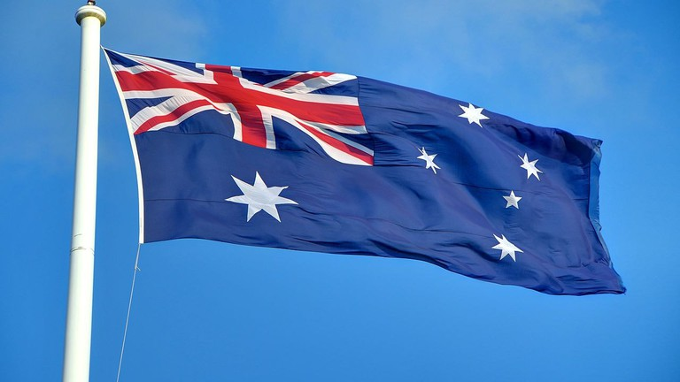 What Does Australia's Flag Symbolise?