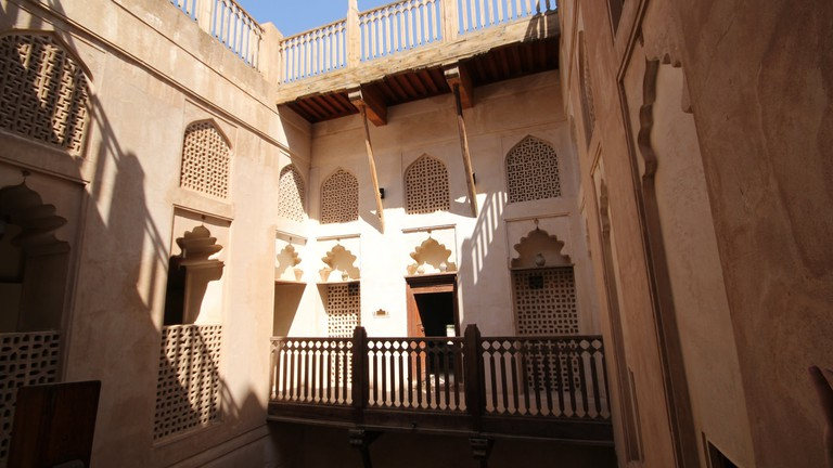 A Historical Tour of Oman's Forts