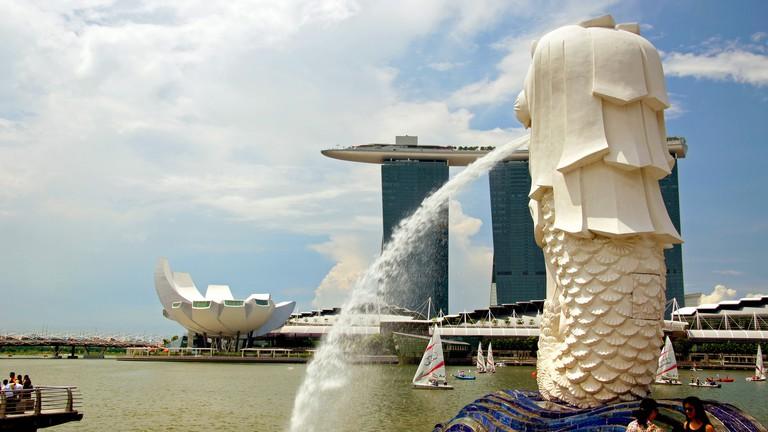 Singapore | © Bernard Spragg. NZ / Flickr