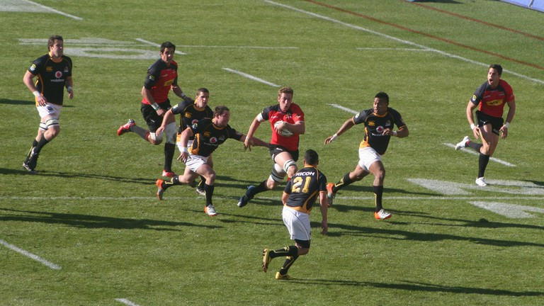 The Best Places To Watch Rugby In New Zealand